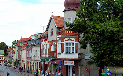 Sensburg, Masuria Lake District, Poland. Photo courtesy of DNV Tours.
