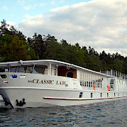 MS Classic Lady | Bike & Boat Tours