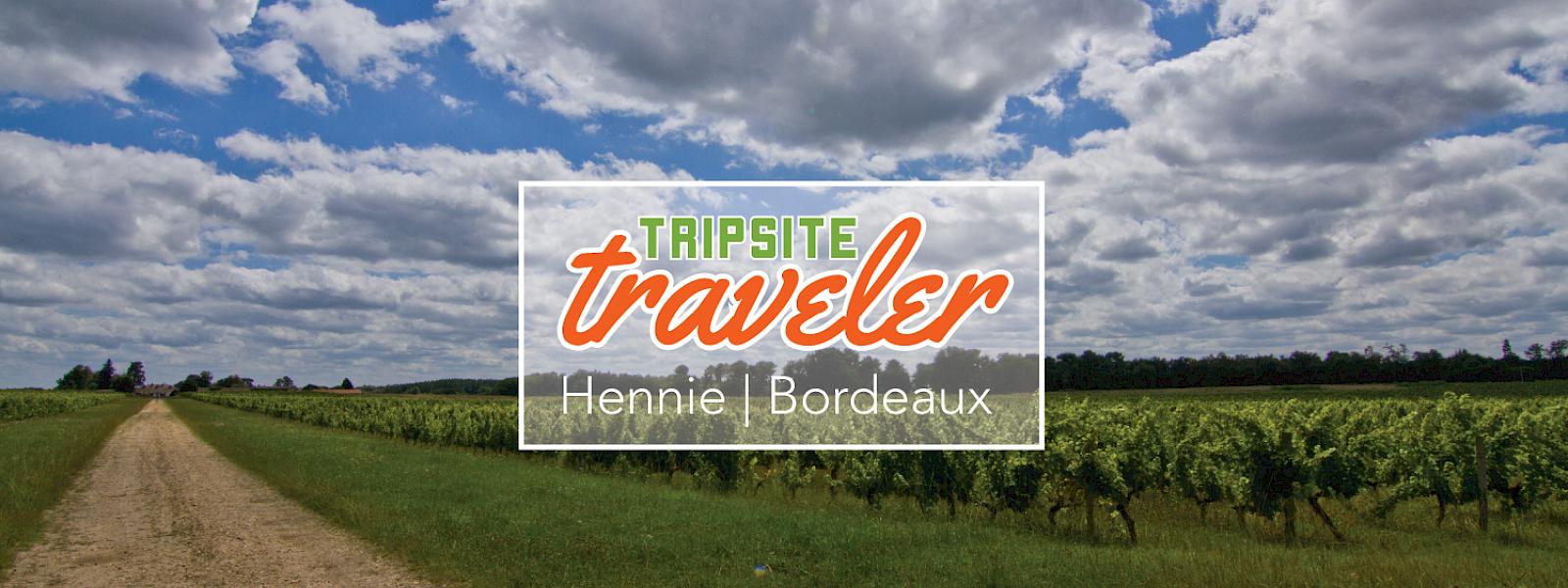 Hennie bikes in Bordeaux