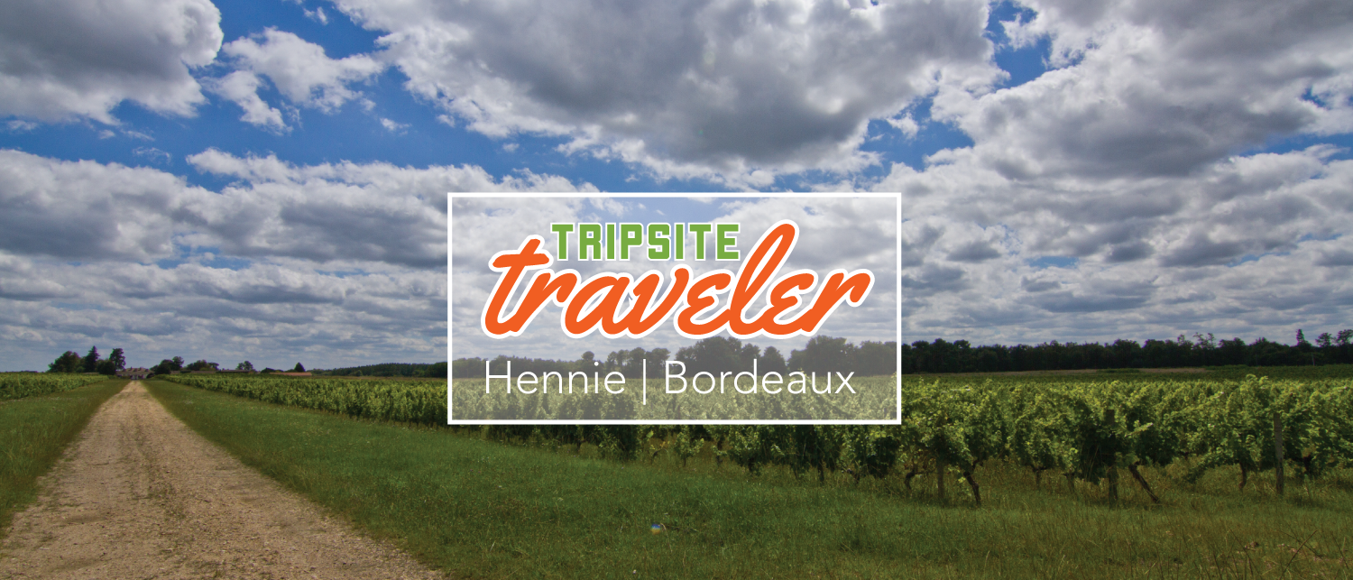 Hennie bikes in Bordeaux