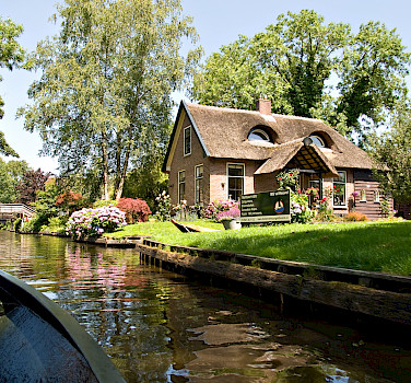 Hanseatic Towns and Giethoorn