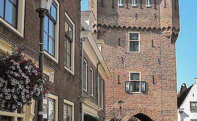 City Gate in Hattem, Gelderland, the Netherlands. CC:Michielverbeek
