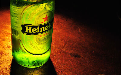 Heineken in Holland, of course! Flickr:Pier Vincenzo Madeo