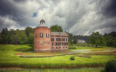 Rozendaal Castle in Gelderland. ©Hollandfotograaf