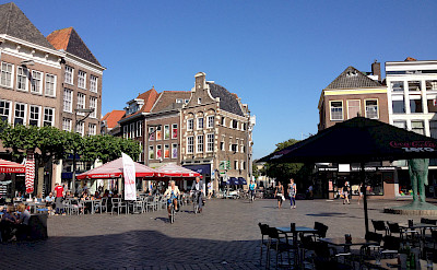 Grote Markt in Zwolle, Overijssel, the Netherlands. Photo via Flickr:Paul Arps