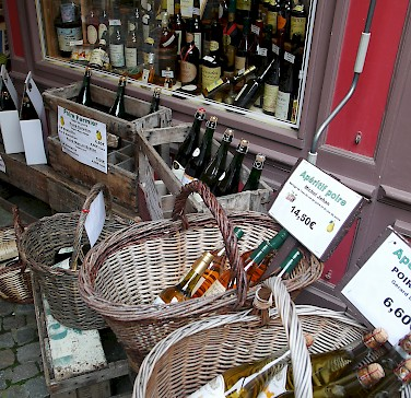 Wine tasting in Honfleur, France! Photo via Flickr:Passion Leica