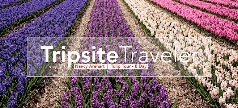 Tripsite Traveler - Tulip Tour with Nancy Arehart