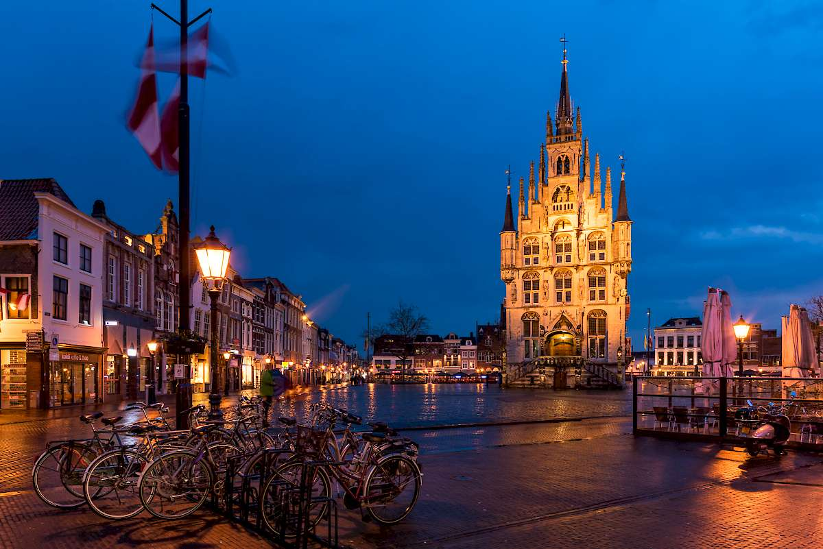 City hall Gouda