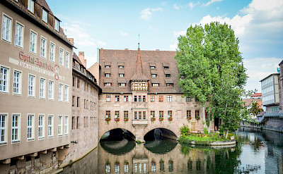 Nuremberg (Nürnberg), Germany. Flickr:Euro Slice