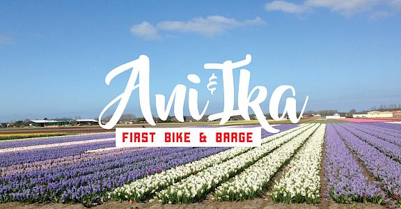 Ani & Ika: First Bike & Barge
