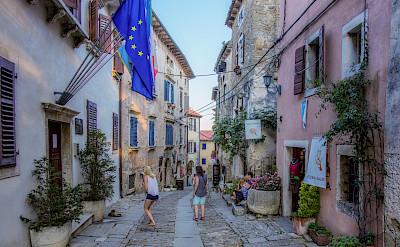 Groznjan on the Istria Peninsula, Croatia. Flickr:Arnie Papp