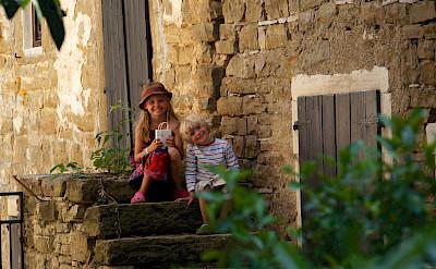 Quieter life in Groznjan, Istria, Croatia. Flickr:Marcus Hansson