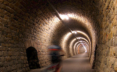 Biking the Parenzana and its tunnels through Italy, Slovenia and Croatia. Flickr:cpandmd