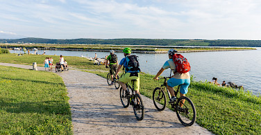Biking Istria to the Adriatic through Italy, Slovenia and Croatia. Photo courtesy of the TO.