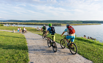 Biking Istria to the Adriatic through Italy, Slovenia and Croatia. Photo via TO.