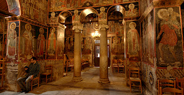 Many Eastern Orthodox churches here. Photo courtesy of TO.