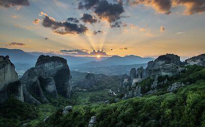 Meteora, Greece. Flickr:Apostolosmargiolis