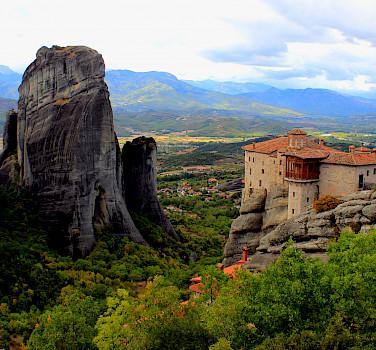 Meteora, a Grécia não descoberta