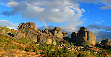 Scenic Meteora, Greece. Photo courtesy of TO.
