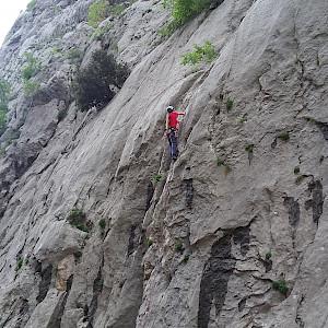 Awesome climbs