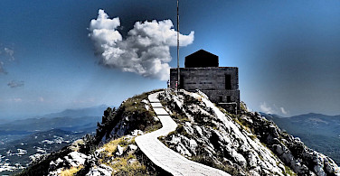 Summiting Lovcen National Park, Montenegro. Photo via Flickr:SarahTz