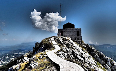 Summiting Lovcen National Park, Montenegro. Flickr:SarahTz