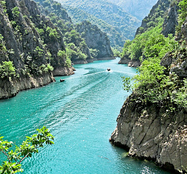 Multi-Adventure in Montenegro, Macedonia, and Albania