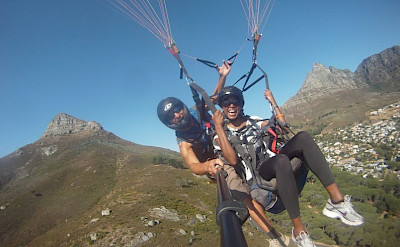 Paragliding in Macedonia!