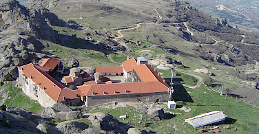 Treskavec Monastery in Prilep, Macedonia. Flickr:Vesna Markovska