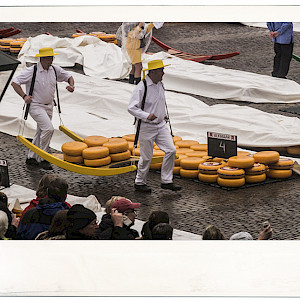 Alkmaar Cheese Auction