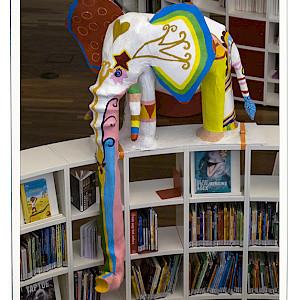 Elephant Bookcase