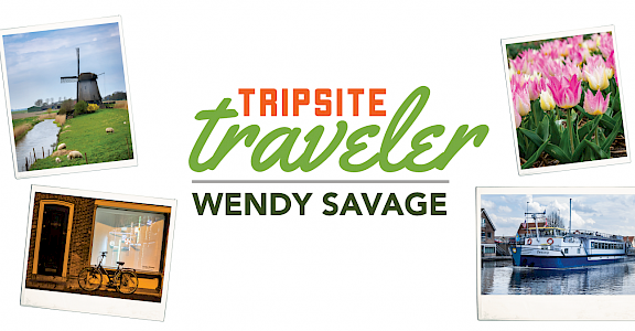 Tripsite Traveler: Wendy Savage