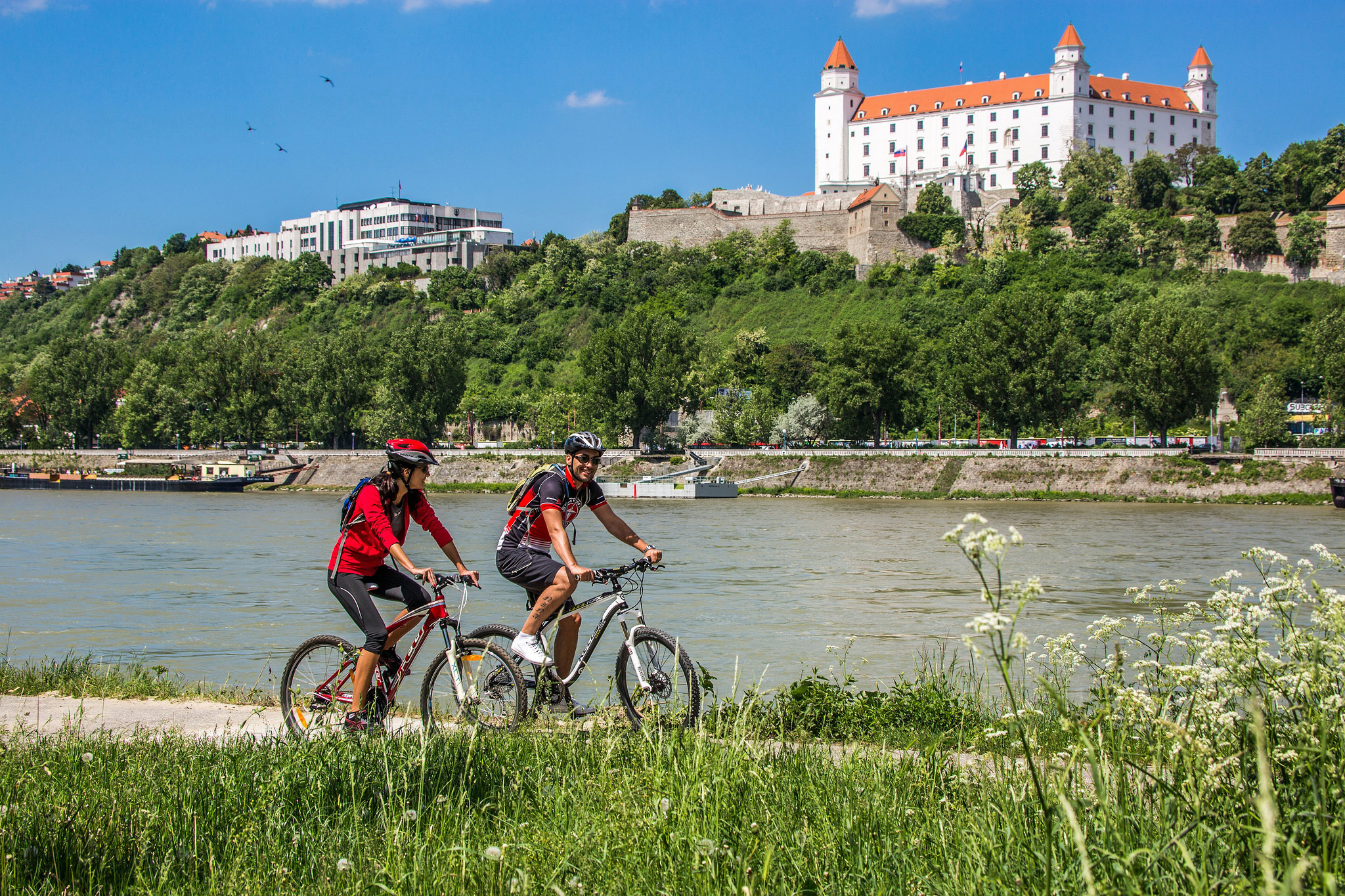 Along The Danube Iron Gates Bike And Barge Tour Germany