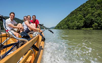 Danube Bend. ©WGD Oberoesterreich/Ralf Hochhauser