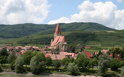 Wachau, Lower Austria between Melk & Krems. Flickr:jay8082
