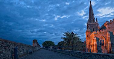 Derry, aka Londonderry, Northern Ireland, United Kingdom. Photo via Flickr:Nicolas Raymond