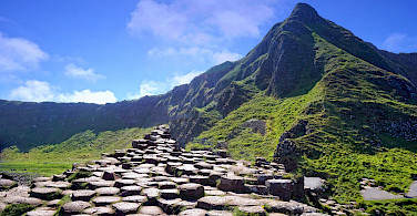 Another view of Giant's Causeway, Northern Ireland. Photo courtesy of Tour Operator