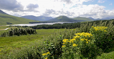 Cycling Northern Ireland's green hills and valleys. Photo courtesy of Tour Operator.