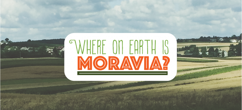 Tripsite Traveler:  Where on Earth is Moravia?