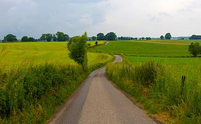 Biking through Epen, Limburg, the Netherlands. Flickr:Victor Sassen