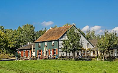 Hotel in Epen, Limburg, the Netherlands. Flickr:Frans Berkelaar