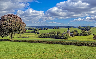 Limburg's lush countryside with quiet bike paths through Belgium and Holland. Flickr:Frans Berkelaar