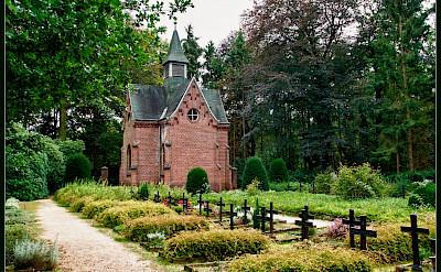 Old Cemetery in Maastricht, Limburg, the Netherlands. Flickr:Bert Kaufmann