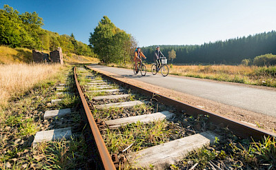 Rails to Trails Four Country Tour through Netherlands, Germany, Belgium and Luxembourg.