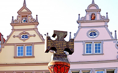 Market Cross in Trier, Germany. Flickr:Dennis Jarvis