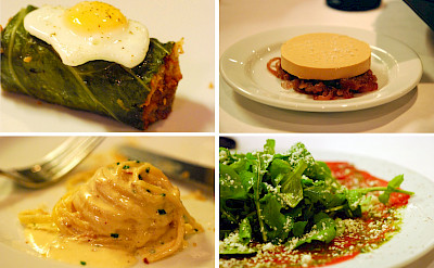 Great cuisine to be found in Portugal. Flickr:mcpig