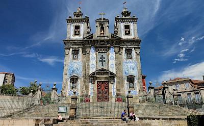 Old Church in Porto, Portugal. Flickr:Nicolas Vollmer