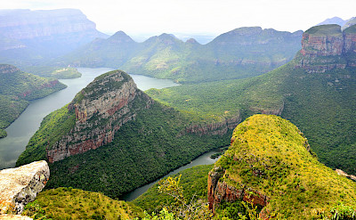 Blyde River Canyon Dam, Mpumalanga, South Africa. Flickr:South African Tourism