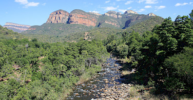 Blyde River, South Africa. Photo courtesy of Tour Operator
