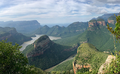 Blyde River Canyon Dam, Mpumalanga, South Africa. Photo via TO